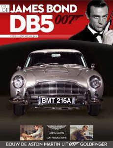 tijdschriften wereld James Bond DB5
