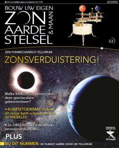 tijdschriften_wereld Zon Aarde en Maanstelsel