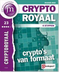 JM CryptoRoyaal - editie 23