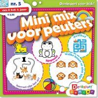 Mini Mix voor peuters - editie 5