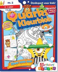 Quarks Kleurblok - editie 2