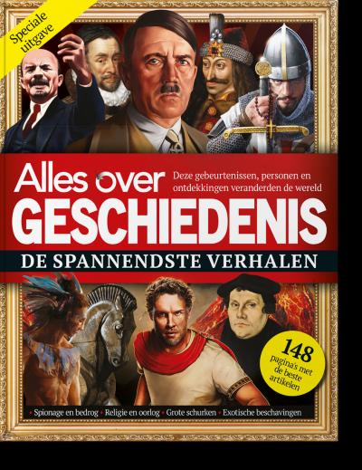 Alles over Geschiedenis: De spannendste verhalen