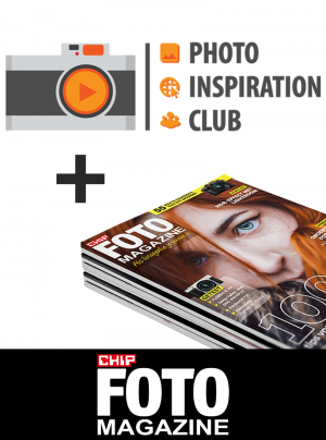 CHIP FOTO magazine abonnement met Photo Inspiration Club