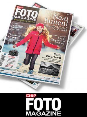 CHIP FOTO magazine proefabonnement