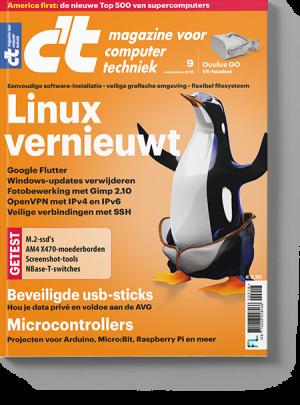 c't magazine sep/2018