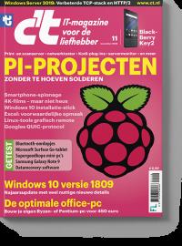 c't Magazine nov/2018