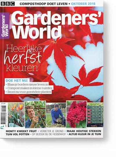 Gardeners' World 2018/10