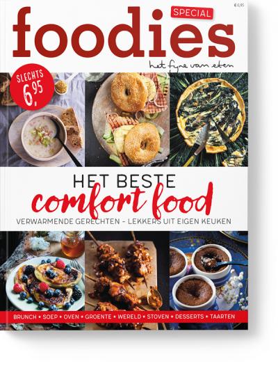 foodies special: Het beste comfort food