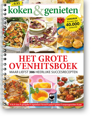 koken & genieten special: Het Grote Ovenhitsboek