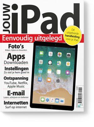 Jouw iPad ? Eenvoudig uitgelegd