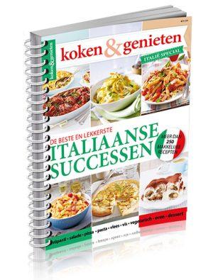 De beste en lekkerste Italiaanse successen