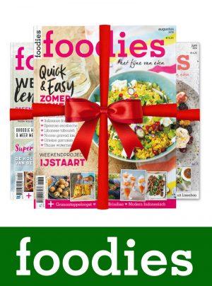 foodies cadeau-abonnement