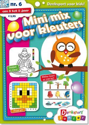 Mini Mix voor kleuters - editie 6