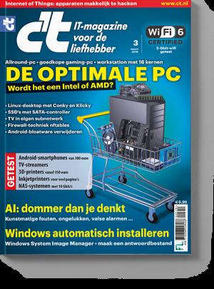 c't Magazine mrt/2019