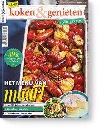 koken & genieten mrt/2019