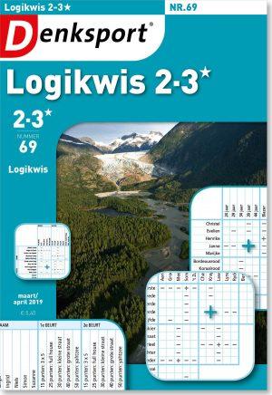 Logikwis 2-3* - editie 69