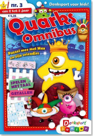 Quarks Omnibus 6-8 jaar - editie 3