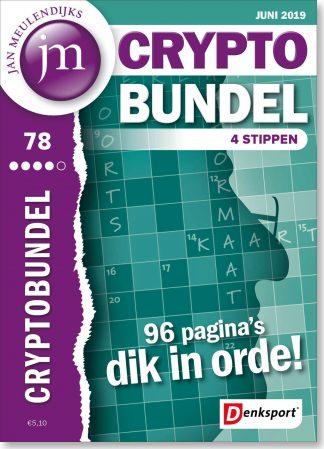 JM Cryptobundel - editie 78