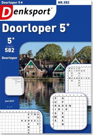 Doorloper 5* - editie 582
