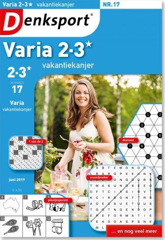 Varia Vakantie Kanjer - editie 17