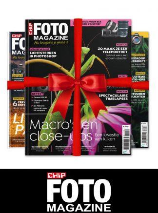 CHIP FOTO Cadeau-Abonnement