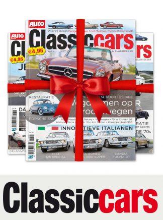 Classic Cars cadeau-abonnement