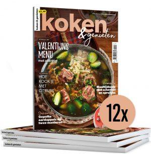 koken & genieten abonnement