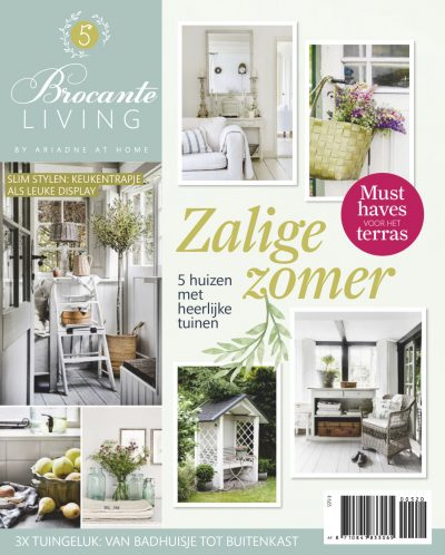 Ariadne at Home Brocante – 9 nrs voor E51,50 AFL