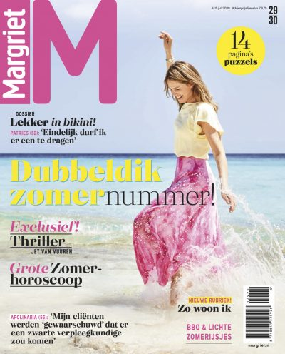 Margriet – 28 nrs voor E17,95 pm = E107,70 totaal