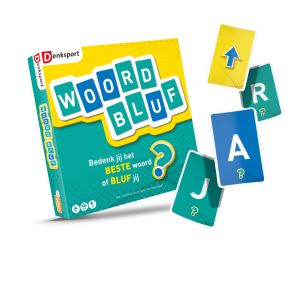 Woordbluf - editie 1