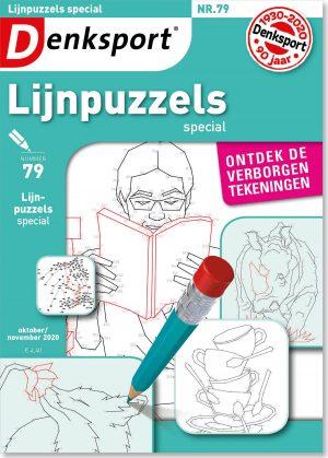 Lijnpuzzels - editie 79